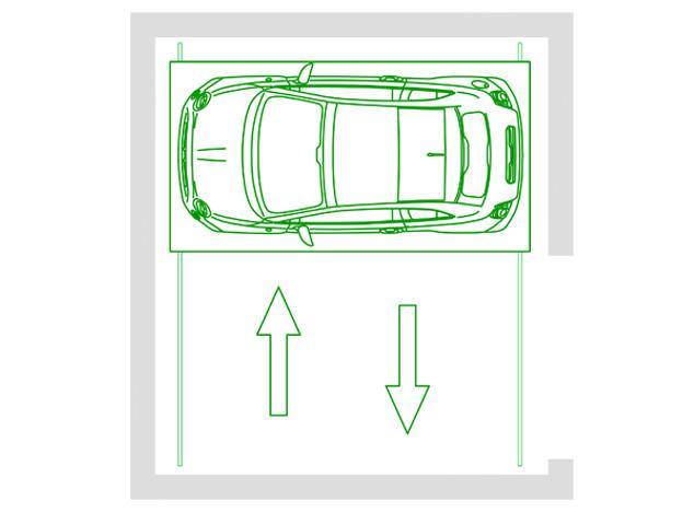 Piattaforma Traslante per Auto